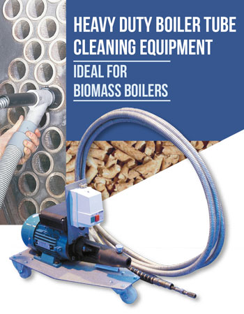 Biomass Boiler Cleaning Equipment