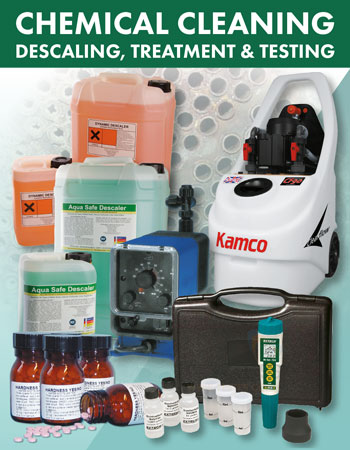 Chemical Cleaning, Descaling, Treatment & Testing
