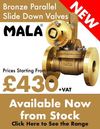Mala Blowdown Valves