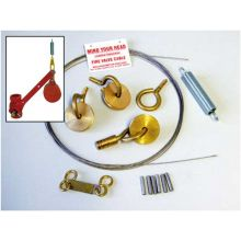 "1 1/4"" BSP Kingsway Free Fall Fire Valve Kit"
