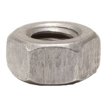 "1/4"" UNC Full Steel Nut"