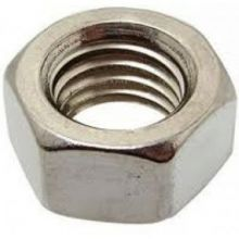 "1 1/4"" BSW Grade 8 Full Nut Self Coloured"