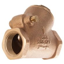 "1/2"" BSP Parallel Bronze Swing Check Valve PN20"