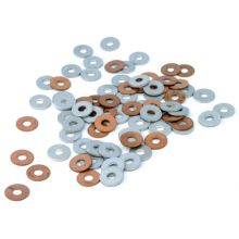 "1/2"" BSP Copper Washer for Gauge"