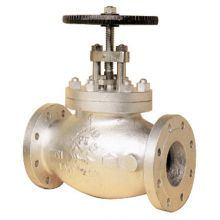 "2 1/2"" (65mm) FIG 280 Straight Pattern Steam Stop Valve CS"