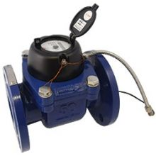 "2 1/2"" (65mm) Woltman Flanged Cold Water Meter Max 40c - Pulse Out"