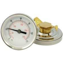 "2 1/2"" Clip On Thermometer 0-160°C"