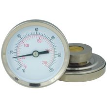 "2 1/2"" Dial Thermometer 0-120°C - Magnetic Connection"