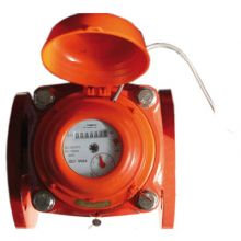 "2"" (50mm) Woltman Flanged Warm Water Flow Meter Max 90°C - Pulse Output"