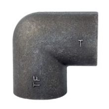 3/4 BSPT Steel Elbow