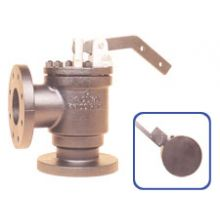 "4"" (100mm) Cast Iron Equilibrium Ball Float Valve Flanged"
