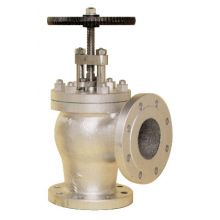 "4"" (100mm) FIG 281 Angle Pattern Steam Stop Valve CS"