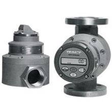 40mm PN16 Flanged Oil Meter C/W Totaliser & LF Pulse