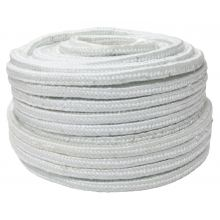 12mm Glass Hard Square Rope Lagging 50M Roll