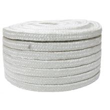 20mm Glass Hard Square Rope Lagging 30M Roll