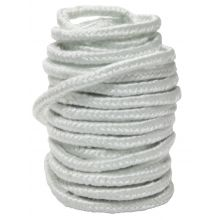 10mm Glass Hard Square Rope Lagging 10M Roll