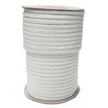 10mm Glass Hard Square Rope Lagging 50M Roll