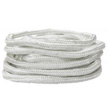 15mm Glass Hard Square Rope Lagging 10M Roll