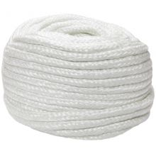 10mm Dia Ceramic Soft Round Rope Lagging 50M Roll