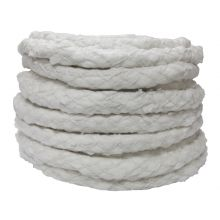 20mm Dia Ceramic Soft Round Rope Lagging 25M Roll