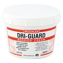 Barrier Cream Dri-Guard 450ml Tub