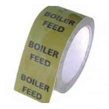 Green & Black Boiler Feed Tape 50mm x 33M Roll