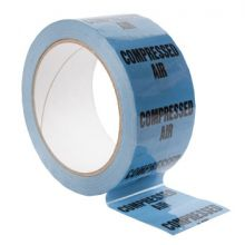 Light Blue Compressed Air Tape 50mm x 33M
