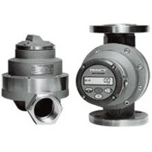 50mm PN16 Flanged Oil Meter C/W Totaliser & LF Pulse