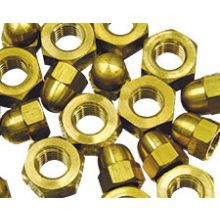"7/16"" BSW Full Brass Nut"