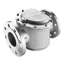 200mm Flanged PN16 Gas Filter 4 Bar