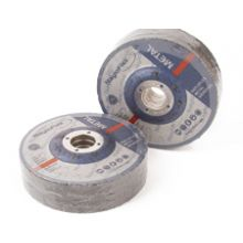 80 Fine Grit Cutting & Grinding Disc 115 x 6 x 22.23mm 4.5""