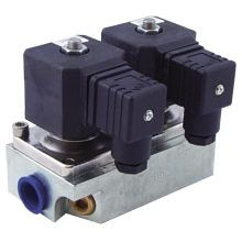 Alcon Double Solenoid Valve Assembly