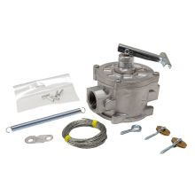 """1"""" Lever Box Fire Valve With Kit"""