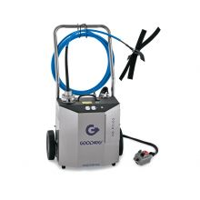 Tube Cleaner Variable Speed 115v 50 Hz C/W Trolley
