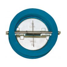 """DN80 (3"""") Cast Iron Dual Plate Wafer Check Valve"""