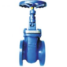 "DN100 (4"") Cast Iron Gate Valve Flanged Table E"