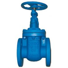 "DN150 (6"") Cast Iron Gate Valve Flanged Table PN16"
