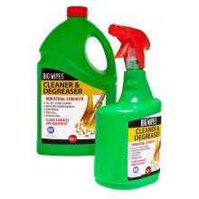 """BIG WIPES"" Cleaner & Degreaser Spray with Refill"