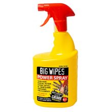 """BIG WIPES"" Power Spray"