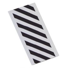 "Chevron Plate 3"" Wide (Priced Per Inch)"