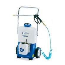 CC-100 Backpack Coil Cleaner 230v C/W Dolly
