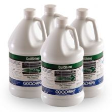 CoilShine Coil Cleaning Solution Case 4 x 1 US Gallon Bottle