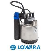 Lowara DOC 7 GT Stainless Steel Submersible Pump c/w Tube Switch 240v 50Hz