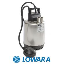 Lowara DOC 7/A Stainless Steel Submersible Pump c/w Float Switch 240v 50Hz
