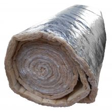 Foil Backed Mineral Wool 25mm x 1200mm x 18M