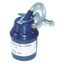 Force Feed Oil Can 125ml