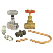 Sample Cooler Valve Kit - Copper