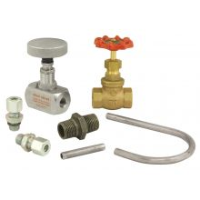 Sample Cooler Valve Kit - St/St
