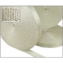Glass Webbing Tape 75mm wide x 3mm thick 30M Roll