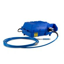 IRAM-EX-100 Rotary Tube Cleaner 230v 50 Hz